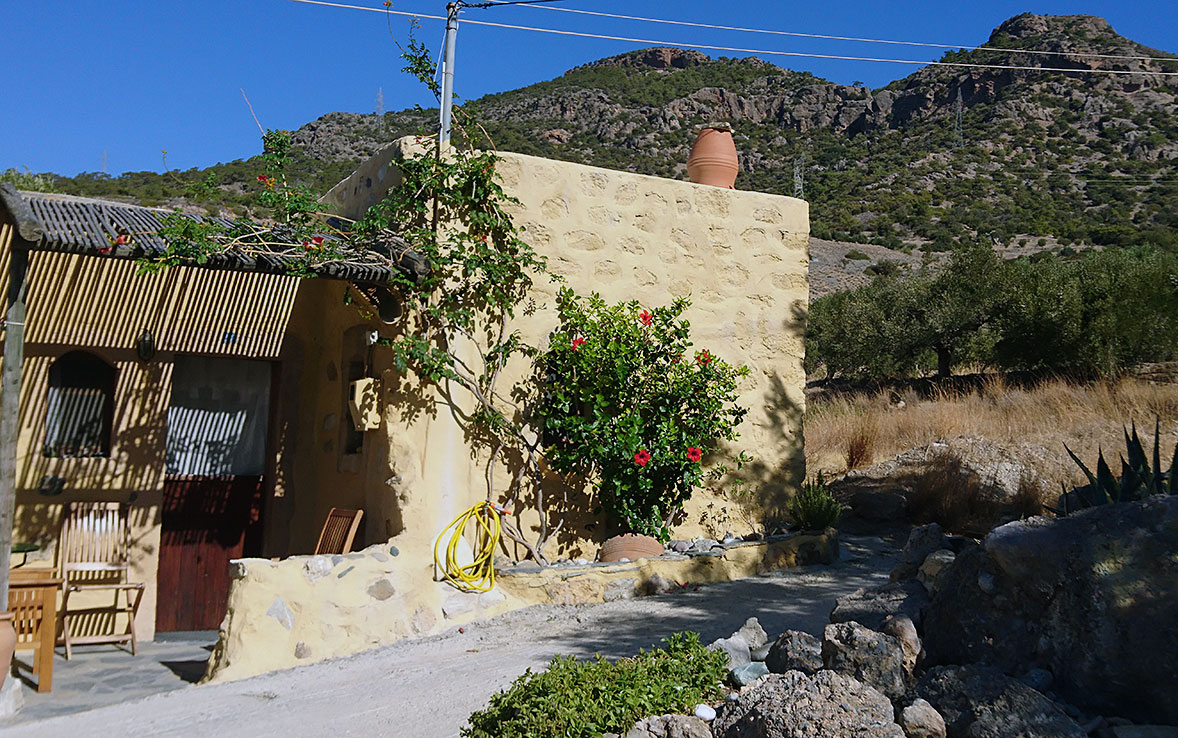 Traditional Stone House Aspros Potamos