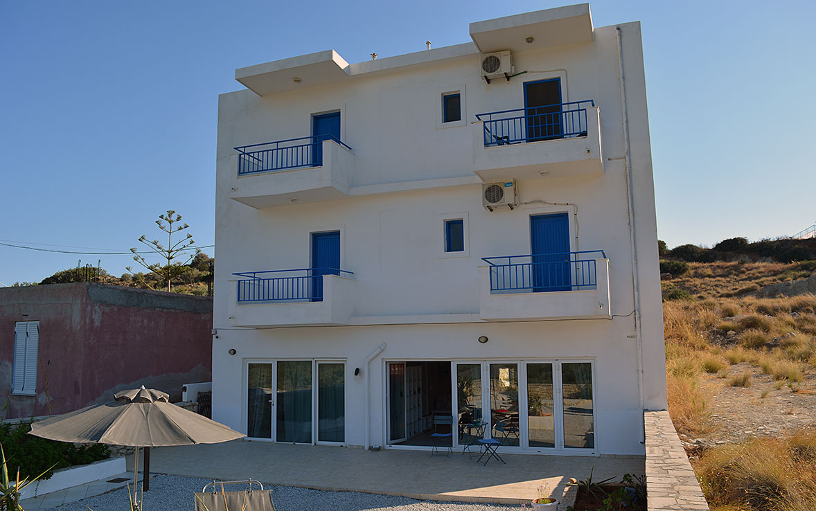 3 Bedroomed Apartment Analipsis